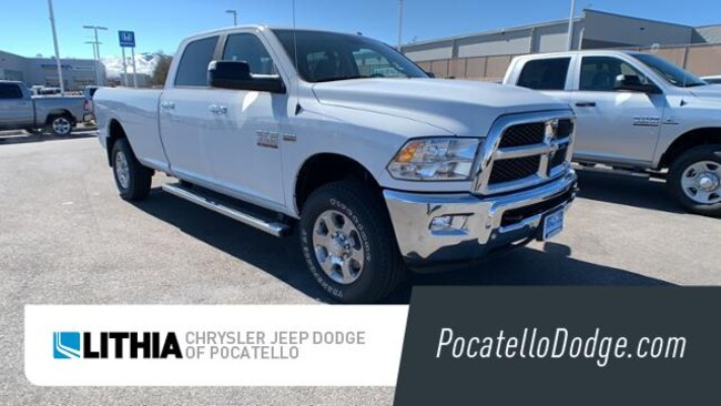 New 2018 Ram 2500 SLT CREW CAB 4X4 8' BOX Crew Cab Pocatello, ID