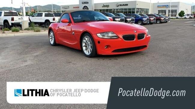 Used 2005 BMW Z4 2.5i Convertible Pocatello, ID