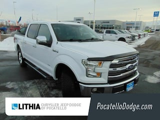 Used 2015 Ford F-150 Truck SuperCrew Cab Pocatello, ID