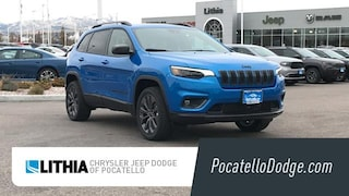 New 2021 Jeep Cherokee 80TH ANNIVERSARY 4X4 Sport Utility Pocatello, ID