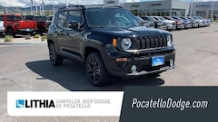 New 2019 Jeep Renegade ALTITUDE 4X4 Sport Utility For sale in Pocatello ID