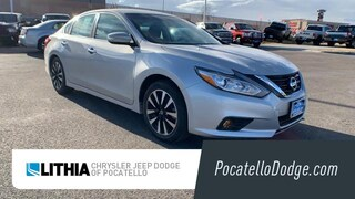 Used 2018 Nissan Altima 2.5 SL Sedan Pocatello, ID