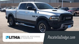 2017 Ram 1500 Rebel Truck Crew Cab Pocatello, ID