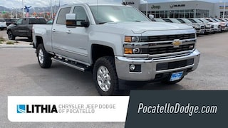 Used 2016 Chevrolet Silverado 2500HD LTZ Truck Crew Cab Pocatello, ID