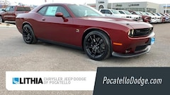 2019 Dodge Challenger R/T SCAT PACK Coupe Pocatello, ID