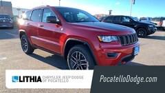 2019 Jeep Grand Cherokee TRAILHAWK 4X4 Sport Utility Pocatello, ID