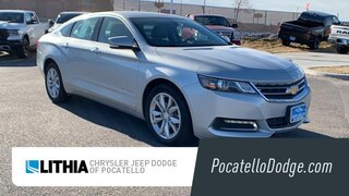 Used 2018 Chevrolet Impala LT w/1LT Sedan Pocatello, ID