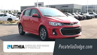 Used 2019 Chevrolet Sonic LT Auto w/1SD Hatchback Pocatello, ID