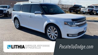 Used 2014 Ford Flex Limited w/EcoBoost SUV Pocatello, ID