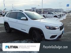 New 2019 Jeep Cherokee ALTITUDE 4X4 Sport Utility Pocatello, ID