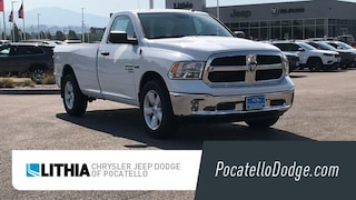 New & Used 2020 Ram 1500 Classic TRADESMAN REGULAR CAB 4X4 8' BOX Regular Cab for sale in Pocatello, Idaho