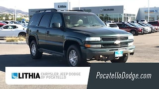 2002 Chevrolet Tahoe SUV Pocatello, ID