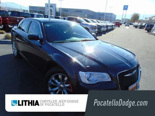 Used 2015 Chrysler 300 Limited Sedan Pocatello, ID