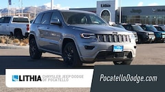 New 2021 Jeep Grand Cherokee LAREDO X 4X4 Sport Utility For sale in Pocatello ID