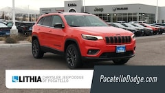 New 2021 Jeep Cherokee 80TH ANNIVERSARY 4X4 Sport Utility For sale in Pocatello ID