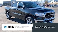 2019 Ram All-New 1500 BIG HORN / LONE STAR CREW CAB 4X4 5'7 BOX Crew Cab Pocatello, ID
