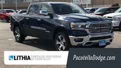 2019 Ram 1500 LARAMIE CREW CAB 4X4 5'7 BOX Crew Cab Pocatello, ID