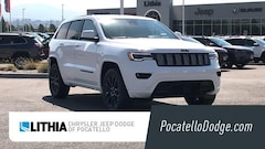 New 2020 Jeep Grand Cherokee ALTITUDE 4X4 Sport Utility For sale in Pocatello ID