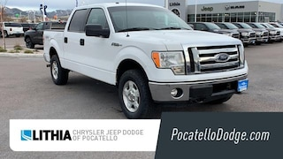 Used 2012 Ford F-150 Truck SuperCrew Cab Pocatello, ID