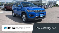 2019 Jeep Compass LATITUDE 4X4 Sport Utility Pocatello, ID