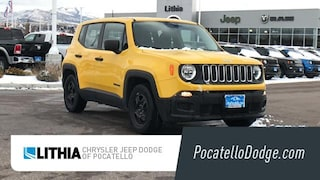 2016 Jeep Renegade Sport FWD SUV Pocatello, ID