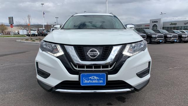 Used 2017 Nissan Rogue SV For Sale in Pocatello ID | HP588226CA