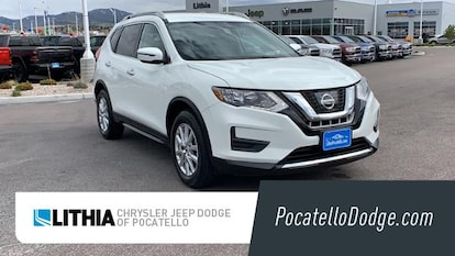 Used 2017 Nissan Rogue SV For Sale in Pocatello ID