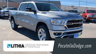 New 2019 Ram 1500 BIG HORN / LONE STAR CREW CAB 4X4 5'7 BOX Crew Cab For sale in Pocatello ID