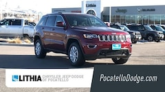 New 2021 Jeep Grand Cherokee LAREDO E 4X4 Sport Utility For sale in Pocatello ID