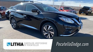 Used 2016 Nissan Murano Platinum SUV Pocatello, ID