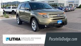 Used 2013 Ford Explorer Limited SUV Pocatello, ID