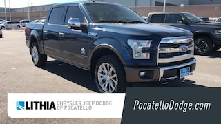 Used 2016 Ford F-150 Truck SuperCrew Cab Pocatello, ID