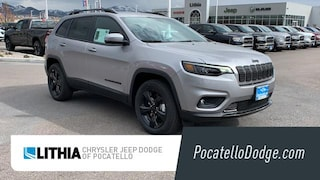 New 2019 Jeep Cherokee ALTITUDE 4X4 Sport Utility Pocatello, ID