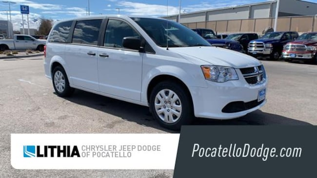 New 2019 Dodge Grand Caravan SE Passenger Van Pocatello, ID