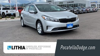 Used 2017 Kia Forte LX Sedan Pocatello, ID