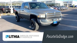 Used 2002 Dodge Ram 2500 Truck Quad Cab Pocatello, ID