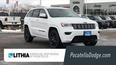 New 2021 Jeep Grand Cherokee LAREDO X 4X4 Sport Utility For sale in Pocatello ID