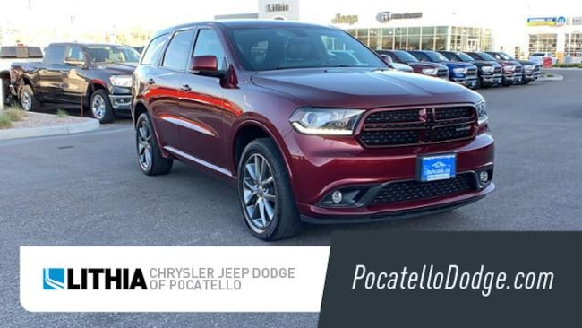 Used 2018 Dodge Durango GT SUV Pocatello, ID