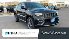 New 2019 Jeep Grand Cherokee LIMITED X 4X4 Sport Utility For sale in Pocatello ID