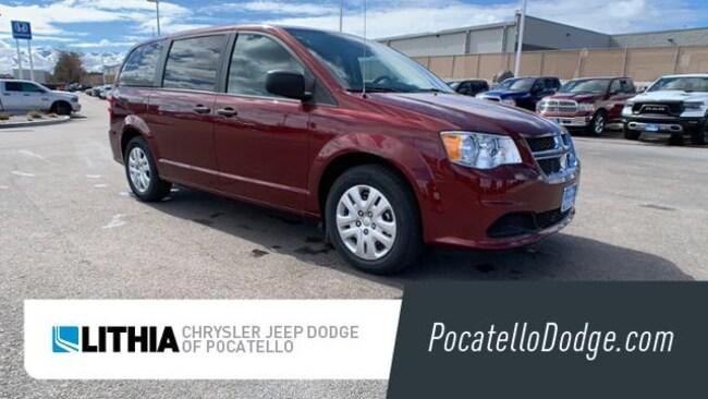 New 2019 Dodge Grand Caravan SE Passenger Van Pocatello, ID