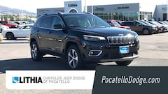 New 2021 Jeep Cherokee LIMITED 4X4 Sport Utility For sale in Pocatello ID