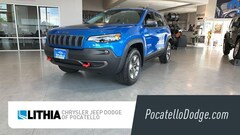 2019 Jeep Cherokee TRAILHAWK 4X4 Sport Utility Pocatello, ID