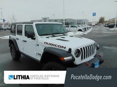 2018 Jeep Wrangler UNLIMITED RUBICON 4X4 Sport Utility Pocatello, ID