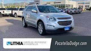 Used 2017 Chevrolet Equinox LT SUV Pocatello, ID