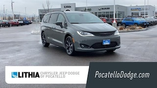 New 2020 Chrysler Pacifica RED S EDITION Passenger Van Pocatello, ID