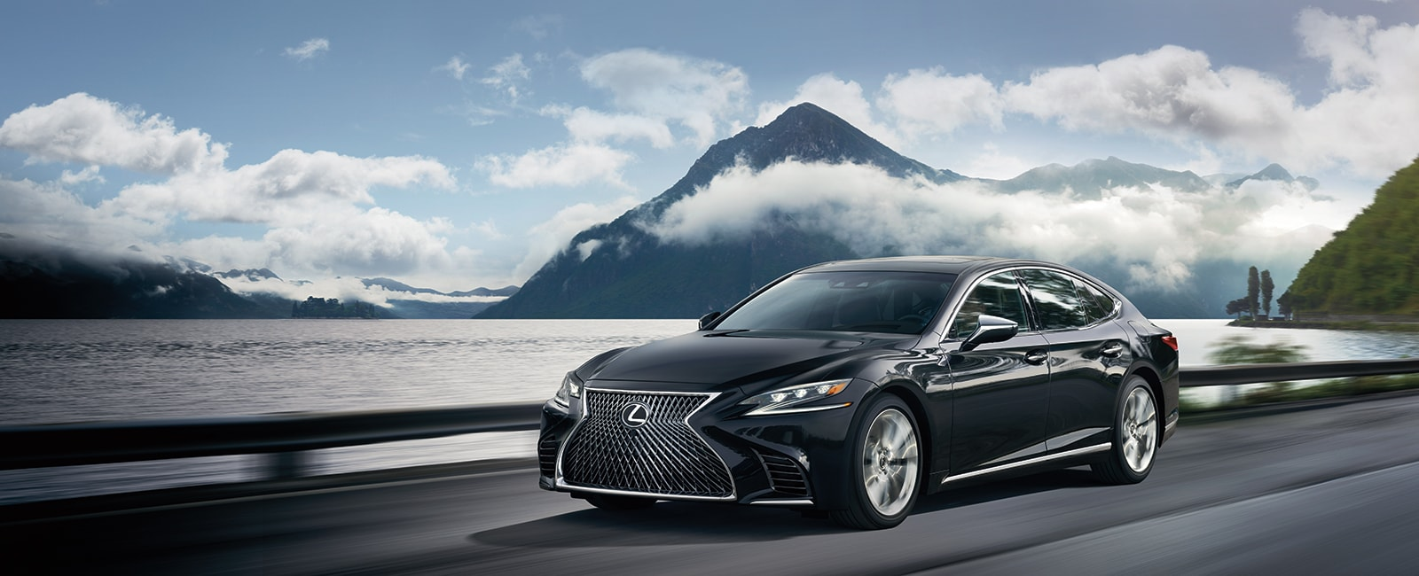 2019 Lexus LS Exterior Features