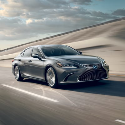 2019 Lexus ES Safety Options