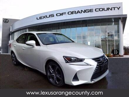 2018 LEXUS IS 300 Car