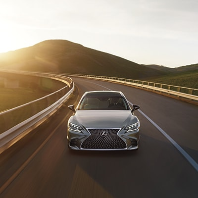 2019 Lexus LS Safety Options