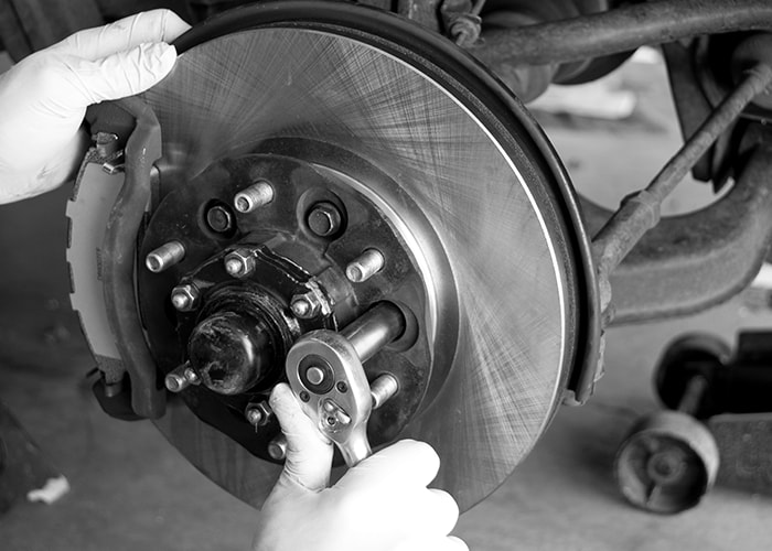 Auto Brake Repair Services at Prestige Toyota of Ramsey